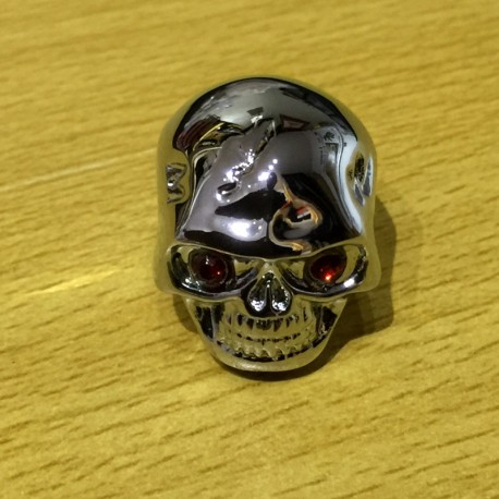 "Chrome Knob "" hog nose """