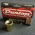 Dunlop 223 Brass Slide Guitar short