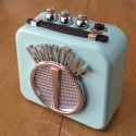 Mini amplis Danelectro Honey tone Aqua
