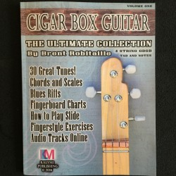 Méthode Cigar Box Guitar 4 cordes