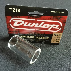 bottleneck Dunlop  D 218 Glass 51 x 4.5 x 20 mm  ring size 10.5