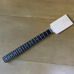 Cigarbox guitar maple Neck 6 string