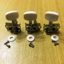 3 Tuners/Machine Heads