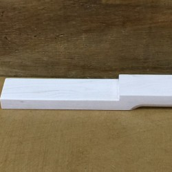 neck unfretted maple neck cbg