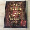101 Riffs et Solos Cigar Box Guitar 3 cordes