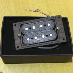 double single rosewood Pickup