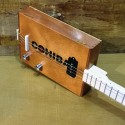 StLouis Cigar box Guitar Cohiba 4 Strings