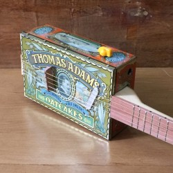 Tin box GuitarThomas Adams 5 string