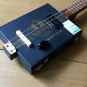 StLouis CigarboxGuitar Roots Mitchell Orchant3 Strings