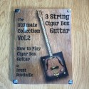 Ultimate collection vol 2 3 string cigar box guitar tabs and note