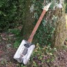 Tin Box Guitar 4 string
