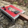 StLouis CigarboxGuitar Roots  Punch 3 Strings