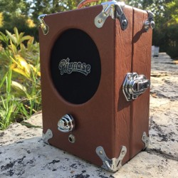 Pack Alim +  Ampli Pignose Legendary 7-100 Brown
