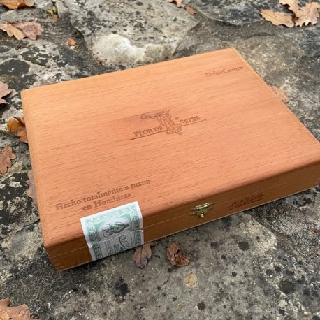 Flor de Selva Cigar Box Doble  Corona