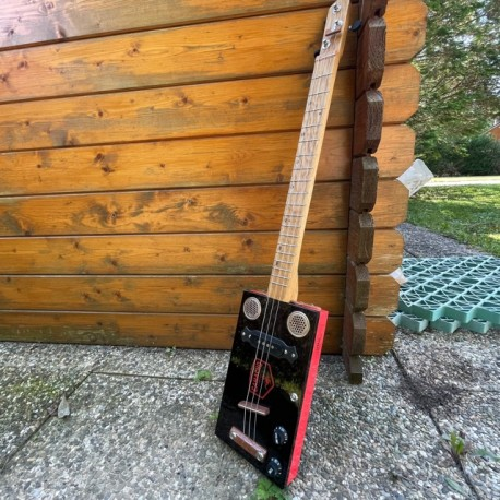 CigarboxGuitar Roots 3 Strings