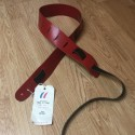 Leather Strap Guitar 2 colors red black