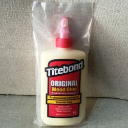 Titebond © Wood glue