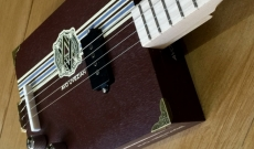 Origine de la Cigar box guitar